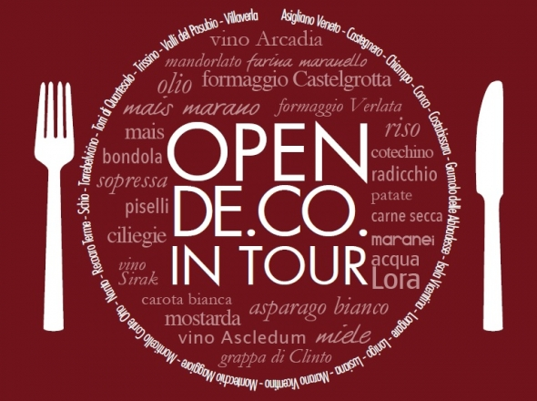 Open DE.CO. Menu