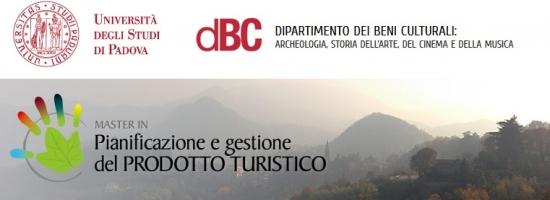 """""""Formazione continua: Master in Pianificazione e gestione del PRODOTTO TURISTICO"""""""