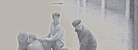 """""""A filo d'acqua: 4 novembre 1966″"""
