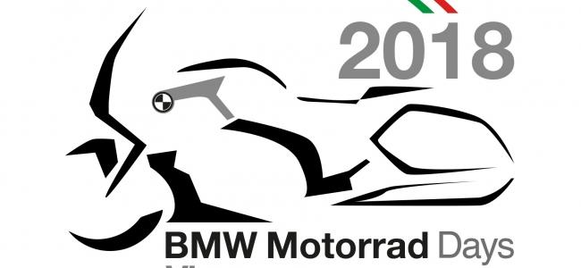 BMW MOTORRAD DAYS VICENZA 2018
