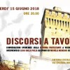 DISCORSI A TAVOLA
